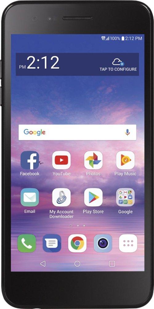 16GB LG Rebel 4 Simple Mobile Smartphone - Slickdeals net