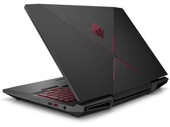 """HP OMEN 17-AN012DX 17.3"""" Gaming Laptop (Factory Reconditioned) $869.99"""