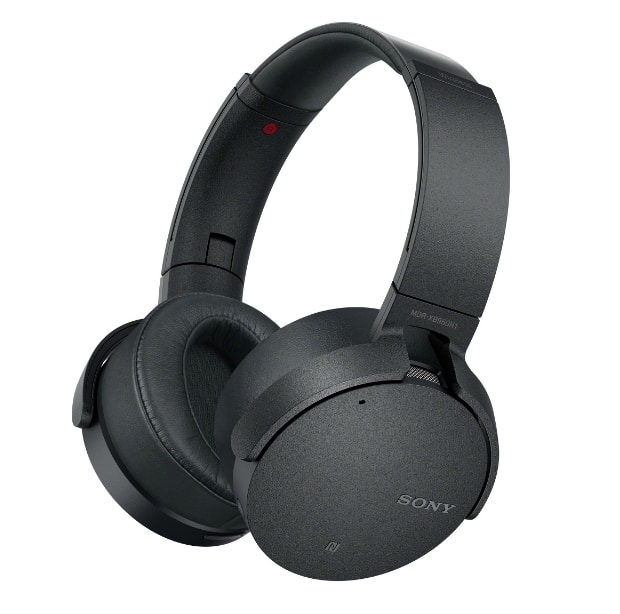 Sony XB950N1 Extra Bass Wireless Bluetooth Noise Cancelling Headphones (Manufacturer Refurbished) $59.49