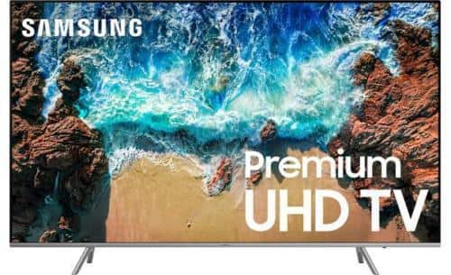 "Samsung UN82NU8000 82"" 4K UHD HDR Smart TV - Free Shipping $2049"