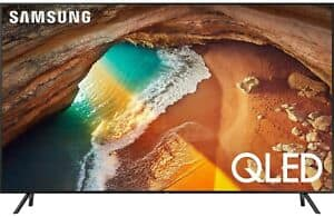 "Samsung QN82Q60R 82"" Smart QLED 4K Ultra HD TV with HDR (2019 model) $2179"