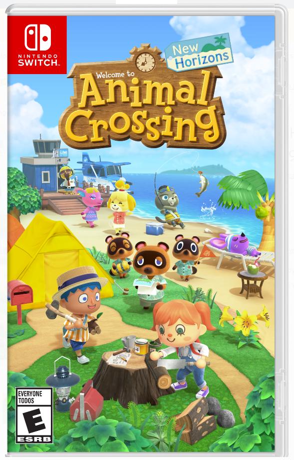 Animal Crossing: New Horizons Nintendo Switch $49.94 B&M