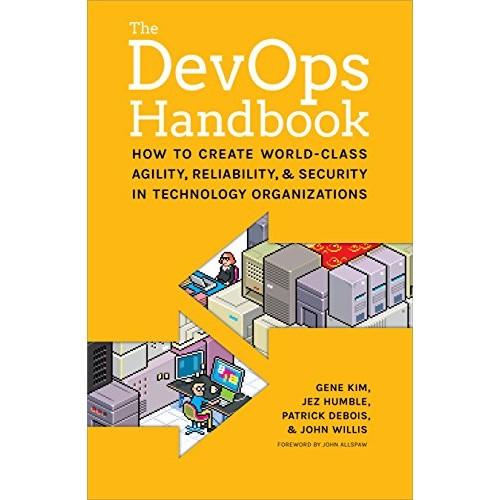The DevOps Handbook:Kindle Edition
