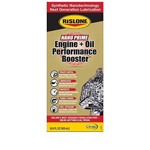 Rislone Nano Prime Synthetic Engine & Oil Additive - 16.9 oz $14.37