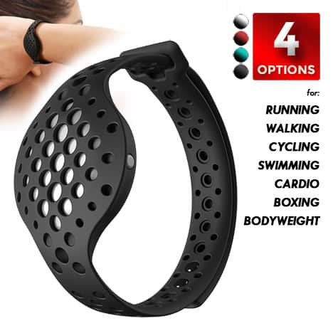 MOOV NOW Stealth 3D Fitness Tracker - $26.99 (Free Budget Shipping