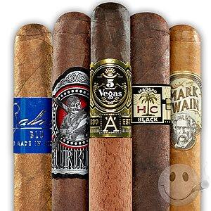 Cigars International 5 for $5 - FREE Shipping New Customers