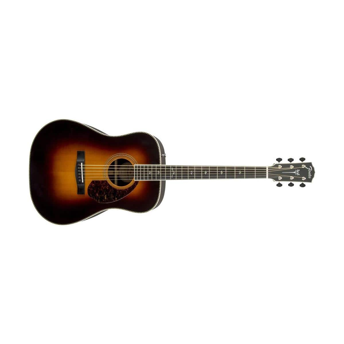 Fender Paramount Deluxe Dreadnought Acoustic Guitar: PM-1 or PM-3 $350 + Free Shipping