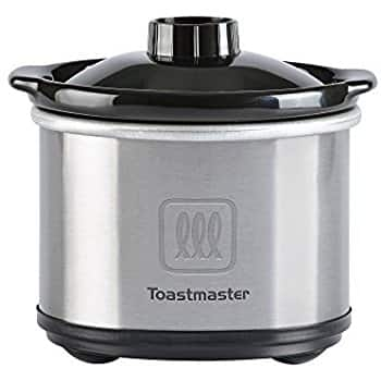 Toastmaster 20 OUNCE MINI CROCK .65-Quart Slow Cooker $4.99 + $1.49 shipping
