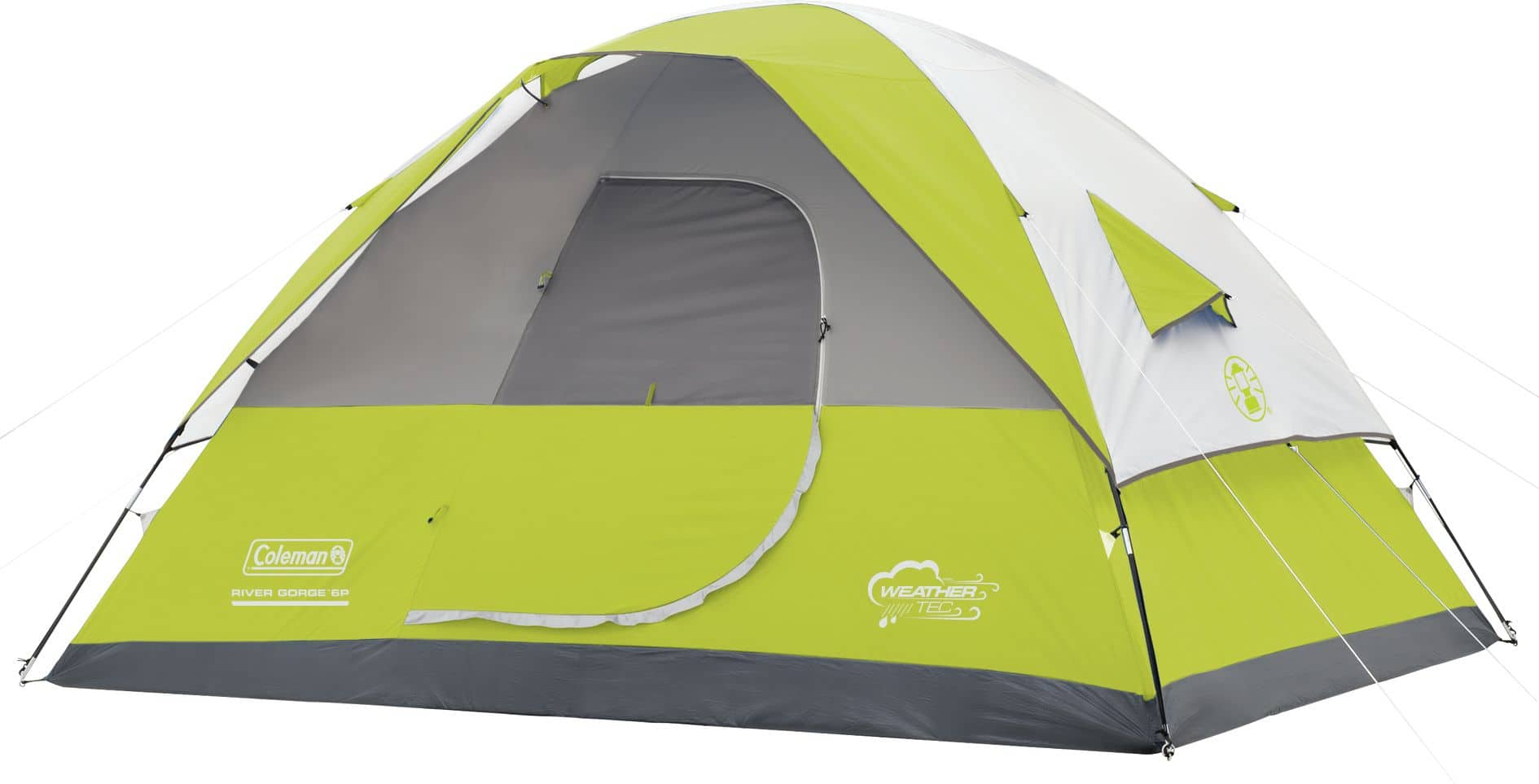 Coleman River Gorge 6 Person Dome Tent ( 11 * 9 ) for $63.99  sc 1 st  Slickdeals & Coleman River Gorge 6 Person Dome Tent ( 11 * 9 ) for $63.99 ...
