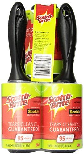 Scotch brite lint roller 5 pack $8 at Costco B&M YMMV