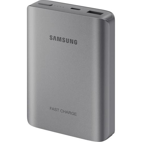 Samsung EB-PN930 10,200mAh Portable Battery Pack (Gray) $19.99