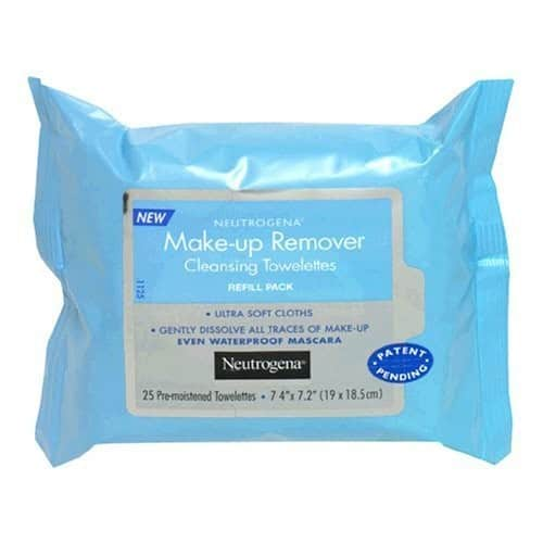 Neutrogena Makeup Remover Cleansing Towelettes 25 Count (Pack of 6) 18.79 After Subscribe and Save