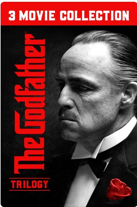 The Godfather Trilogy: The Coppola Restoration  iTunes HD