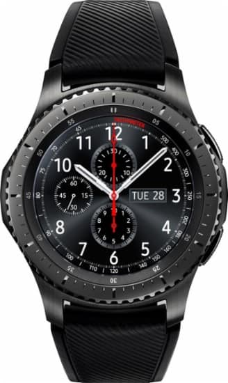 Samsung Gear S3 Frontier Smartwatch (Refurbished) - $229