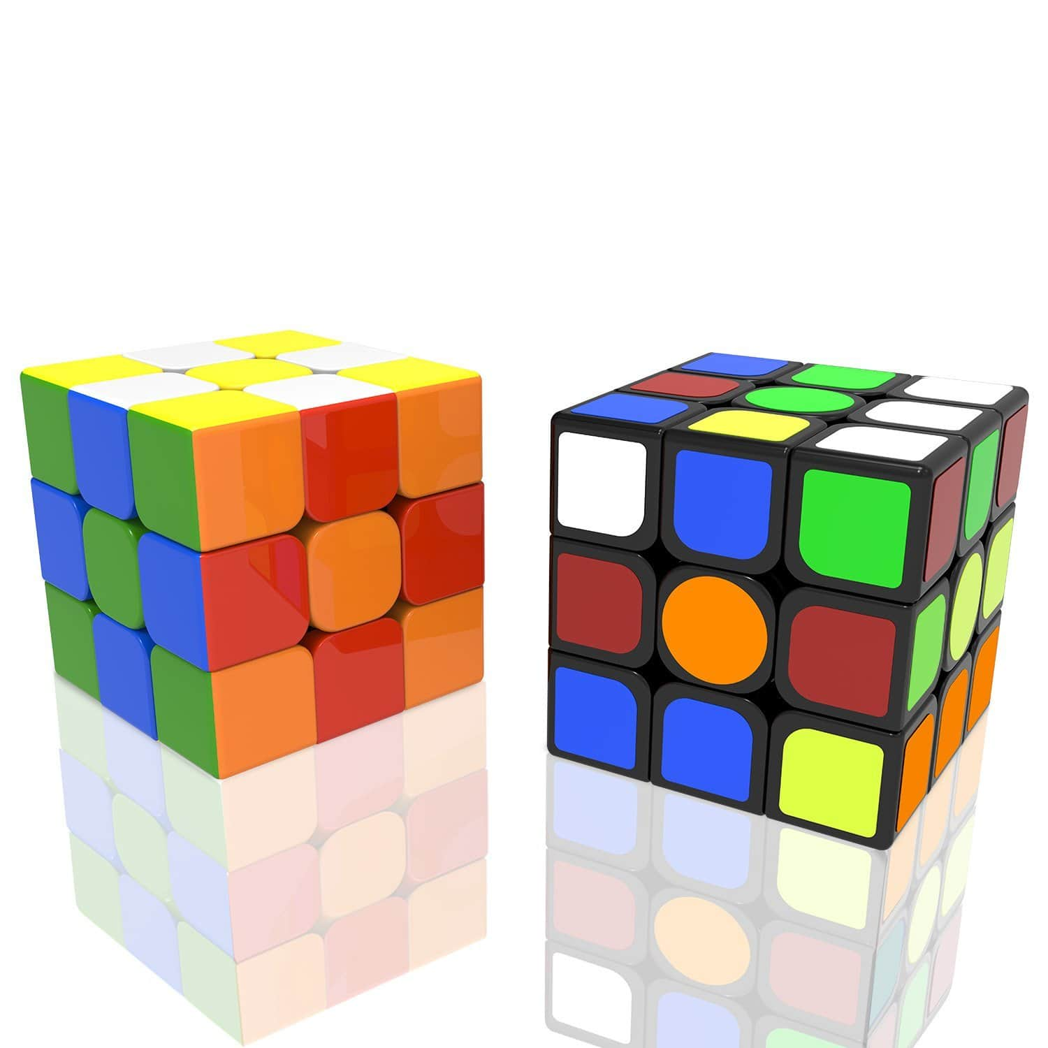 "Prime: 2 Pack 3x3 Speed Cube ""Rubik's cube"" $7.99"