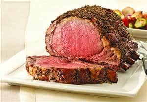 Von's/Albertson's/Safeway  Rib-Eye Roast $4.47/lb with Just For You Savings YMMV! As low as $3.98/lb reported!