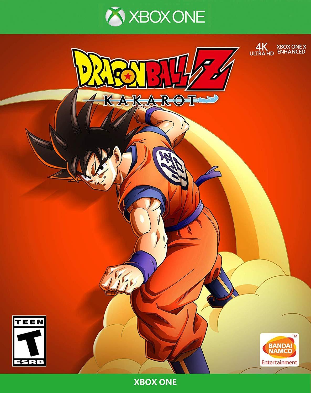Dragon Ball Z Kakarot $14.99 Xbox One/PS4 @amazon