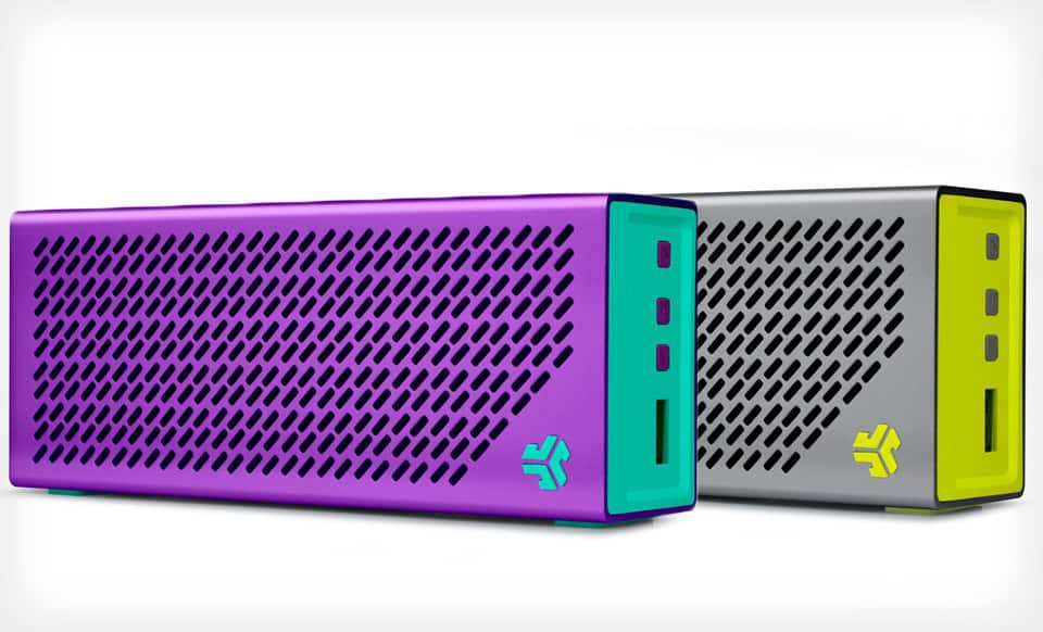Groupon $59.99 JLab Audio Portable Bluetooth Speaker with Built-in Power Pack