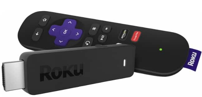 Best Buy/Amazon: $39.99 Roku - Streaming Stick (2016 Model)