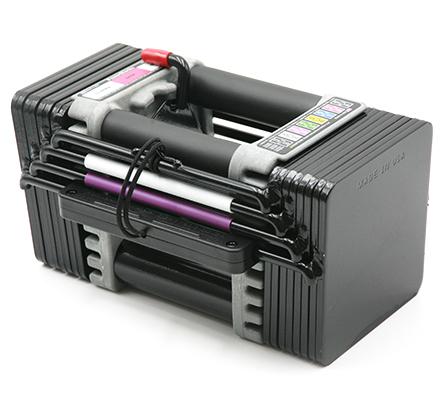 Powerblock USA Elite 5-50lbs Adjustable Dumbbells $299 plus tax plus shipping