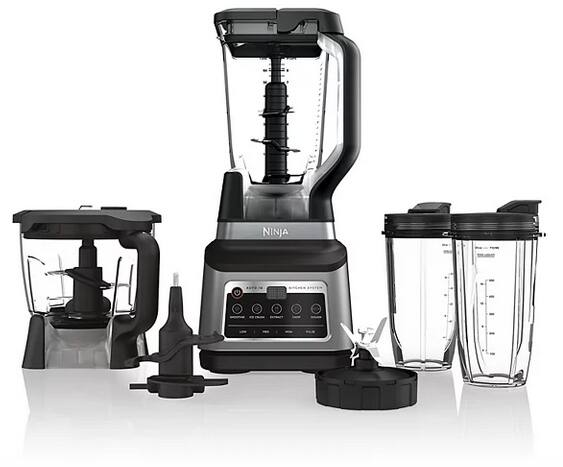 Ninja Professional Plus Kitchen System with Auto-iQ - $101