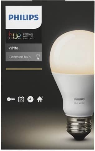 Philips Hue Smart LED Bulbs - Best Buy B&M -  $9.99