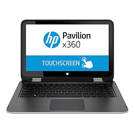 "HP Pavilion 13-a010nr x360 13.3"" Touch-Screen Display & 6th Gen AMD A8 Processor $279.95 @ OD YMMV"