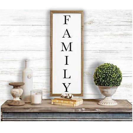 Farmhouse wood sign $4.91 @ Sam's Club YMMV