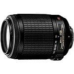Nikon Zoom-Nikkor Lens 55-200mm, Online for $146.95 at Sears, in store marked down to $102.95 YMMV