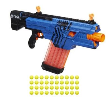 Nerf Rival Khaos MXVI-4000 Blaster @ Wal-Mart B&M YMMV $5