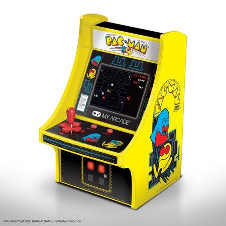 "6"" Collectable Retro Pac-Man or Galaga Micro Player $5, Atari Flashback Portable Game Player $11 YMMV"