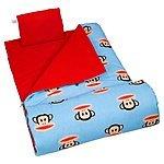 Amazon Wildkin Childrens Paul Frank Sleeping Bag 18.45 or Pink Dot 13.84