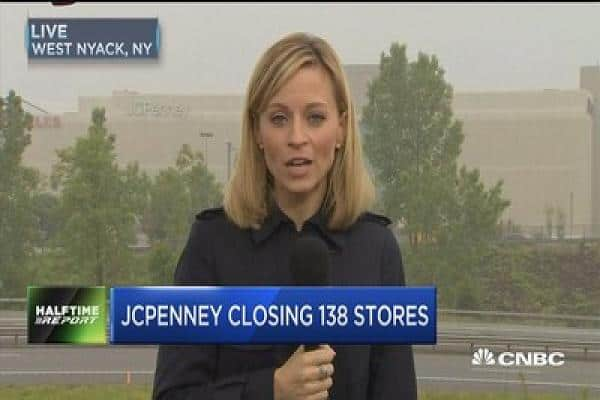 JCPenney Liquidation Sale Starts Today - Closing 138 locations
