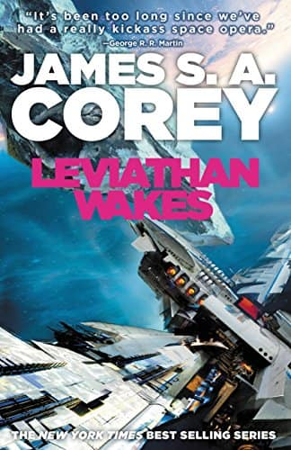 Leviathan Wakes (The Expanse Book 1) Kindle Edition $2.99 ~ Amazon