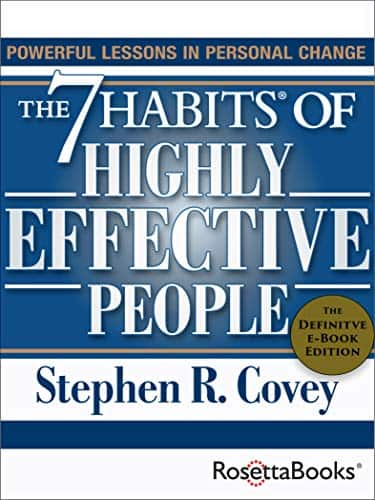 The 7 Habits of Highly Effective People [Kindle Edition] $1.99 ~ Amazon