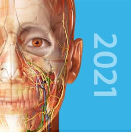 Human Anatomy Atlas 2021 Complete 3D Human Body (iOS or Android App) $0.99