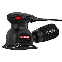 Sears Deal: Craftsman 1/4 Sheet Pad Sander $19 w/store pick up ~ Sears