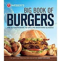 Amazon Deal: Weber's Big Book of Burgers: The Ultimate Guide to Grilling Incredible Backyard Fare [Kindle Edition] $1.99 ~ Amazon