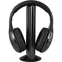 Walmart Deal: Ematic Wireless Headphones and Transmitter with FM Radio $3 (FSTS) ~ Walmart