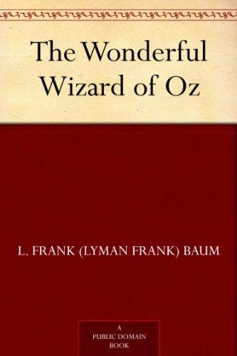 The Wonderful Wizard of Oz [Kindle Edition w/Audible Audio] Free ~ Amazon
