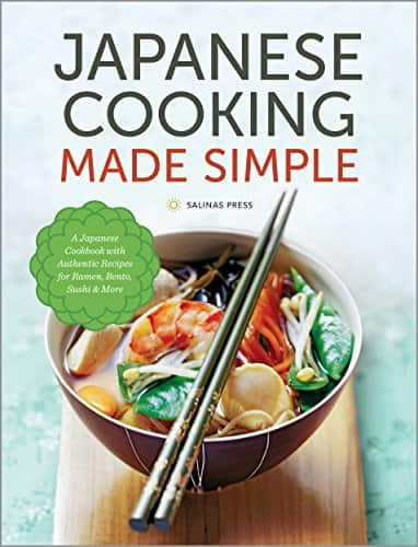 Japanese Cooking Made Simple [Kindle Edition} $0.99 ~ Amazon