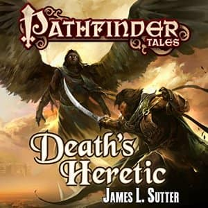 Pathfinder Tales: Death's Heretic (Fantasy/Adventure) Audible Audiobook Free ~ Amazon