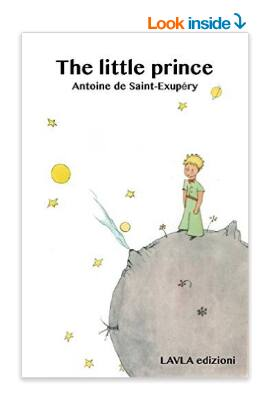 The Little Prince (Illustrated) Kindle Edition $0.49 ~ Amazon