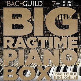 Bach Guild: Big Ragtime Piano Box (MP3 Album Download) $0.99 ~ Amazon