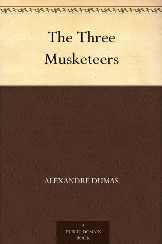 The Three Musketeers [Kindle Edition w/Audible Audio] Free ~ Amazon