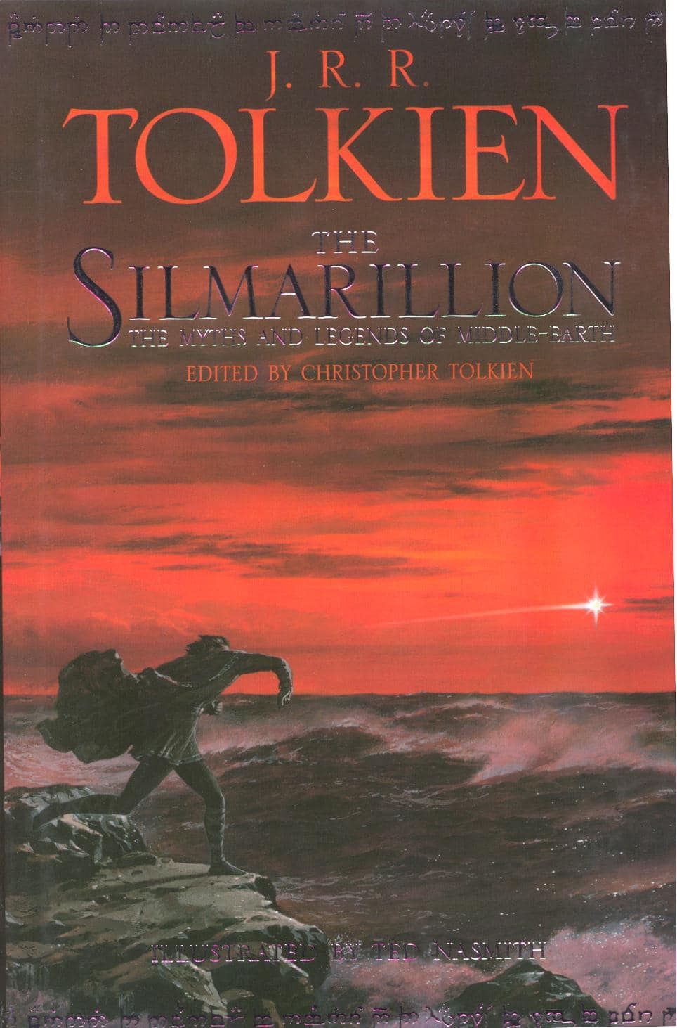 J.R.R.Tolkien: The Silmarillion (ebook w/audio book) free ~ Archive org.