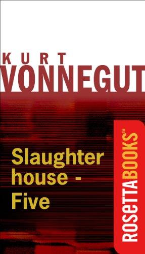 Kurt Vonnegut: Slaughterhouse-Five [Kindle Edition] $1.99 (w/$1.99 Audible Audio on purchase) & other Vonnegut novels ~ Amazon