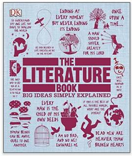 The Literature Book (Big Ideas Simply Explained) Kindle Edition $1.99 ~ Amazon