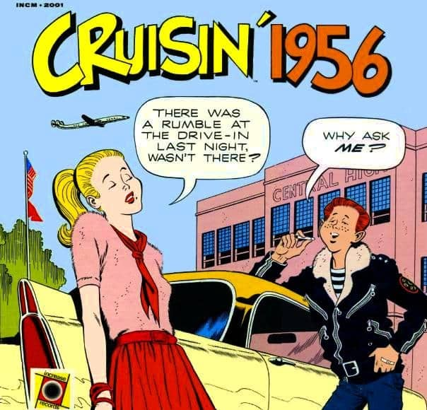 Cruisin' - A History Of Rock N' Roll Radio (16 MP3 Album Downloads) Free ~ Archive org.