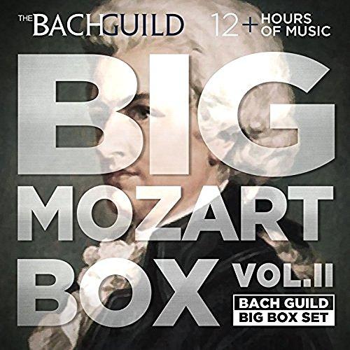 Bach Guild: Big Mozart Box, Vol II (MP3 Album Download) $0.99 ~ Amazon